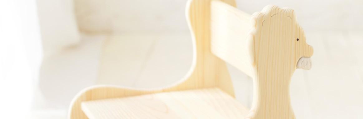 国産の天然無垢材 オリジナル家具