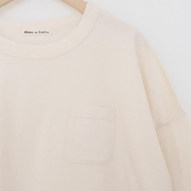 メイドインアースのTシャツ【度詰天竺】