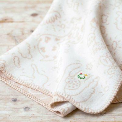 ベビー綿毛布「夢のおまもり」